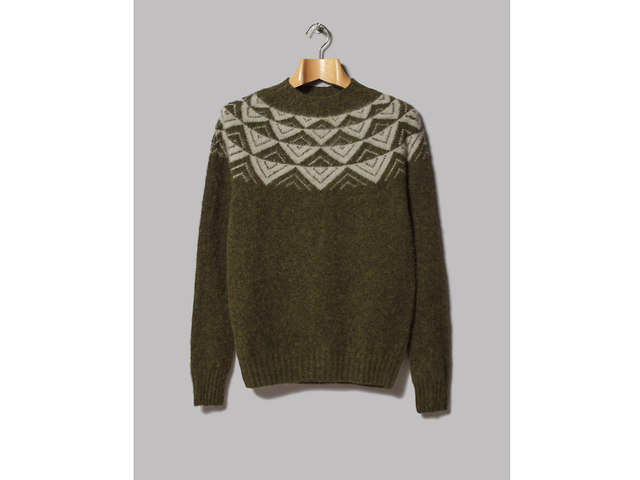 Go Bang knit knit by Howlin' by Morrison, £145