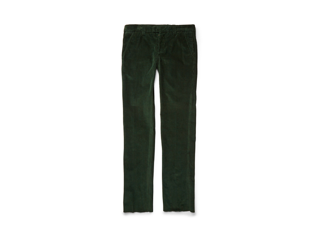Corduroy trousers by Michael Bastian, £235