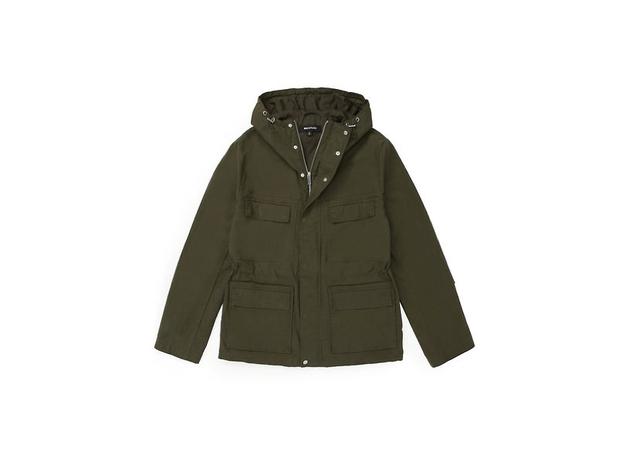 Green with envy: ten winter menswear picks