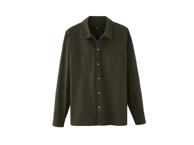 Scout overshirt by APC, €210