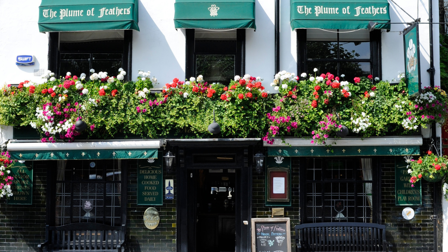 Plume of Feathers pub, Greenwich