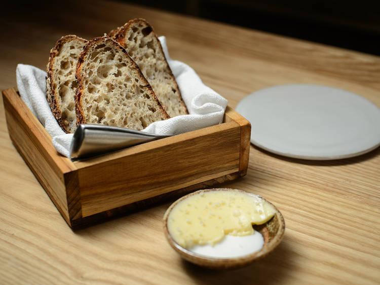 Bread course at Semilla