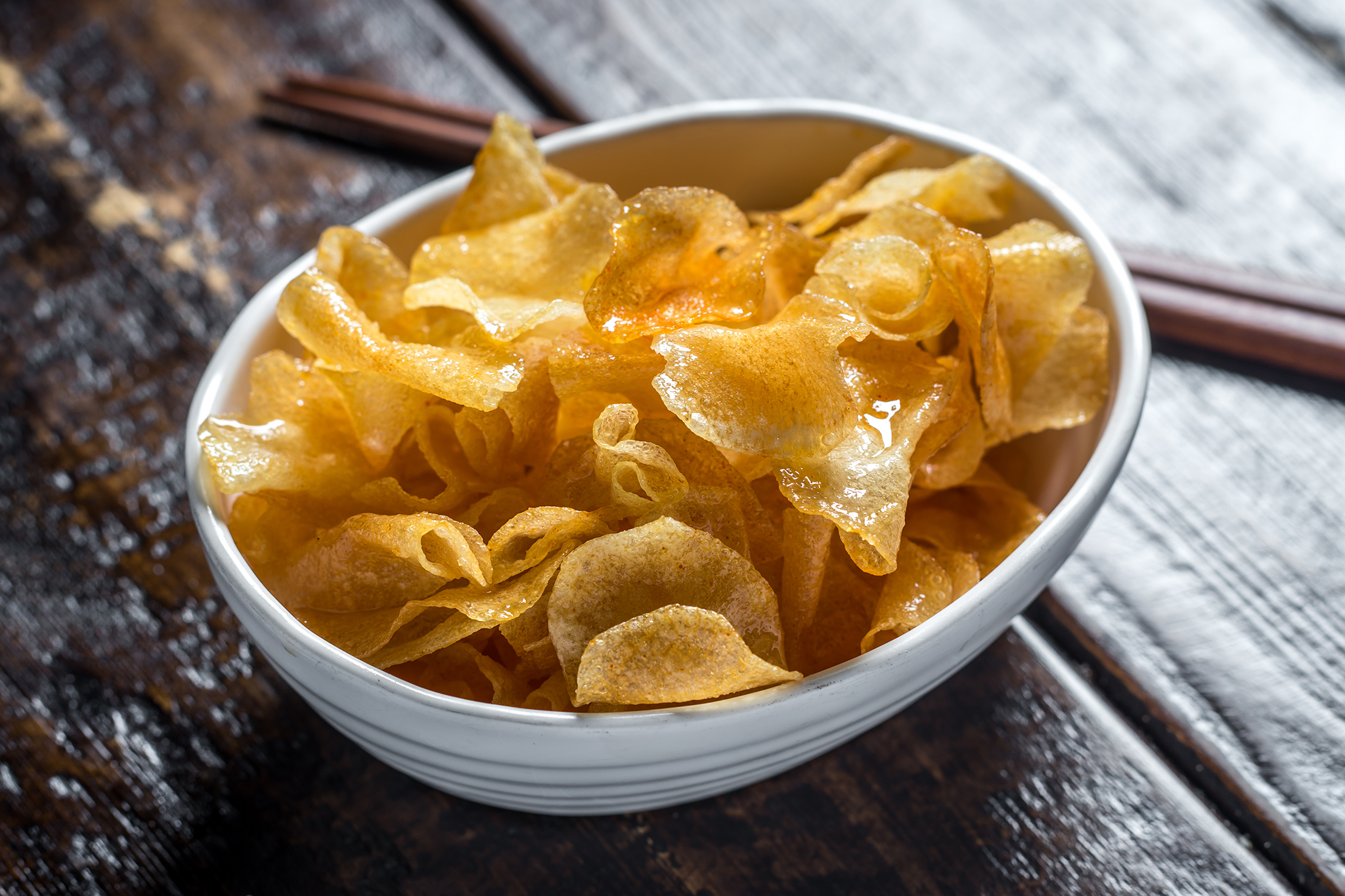OOJI honey butter chips