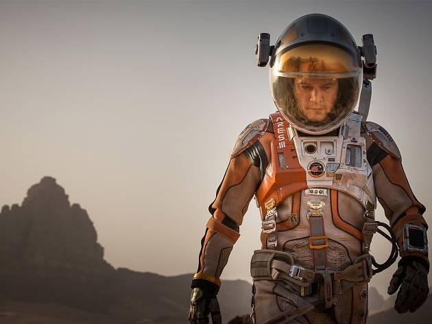 Open-air cinema 2017. CosmoNits: The Martian