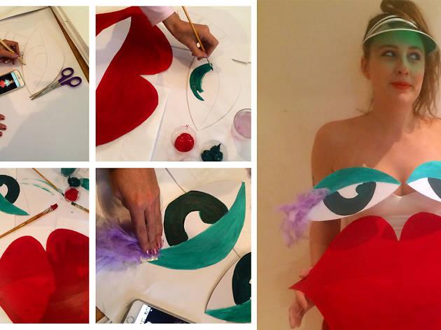 Miley Cyrus halloween costume