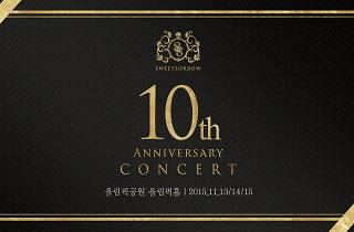 Sweet Sorrow 10-year Anniversary Concert