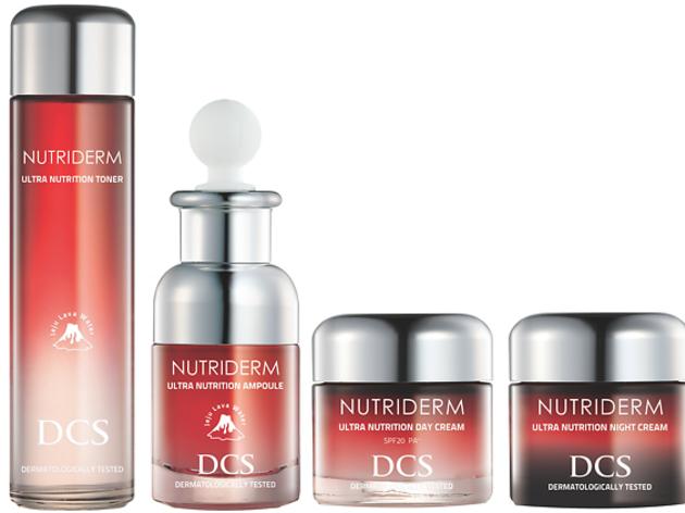 DCS Nutriderm Range