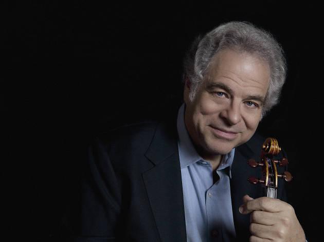 Itzhak Perlman Recital