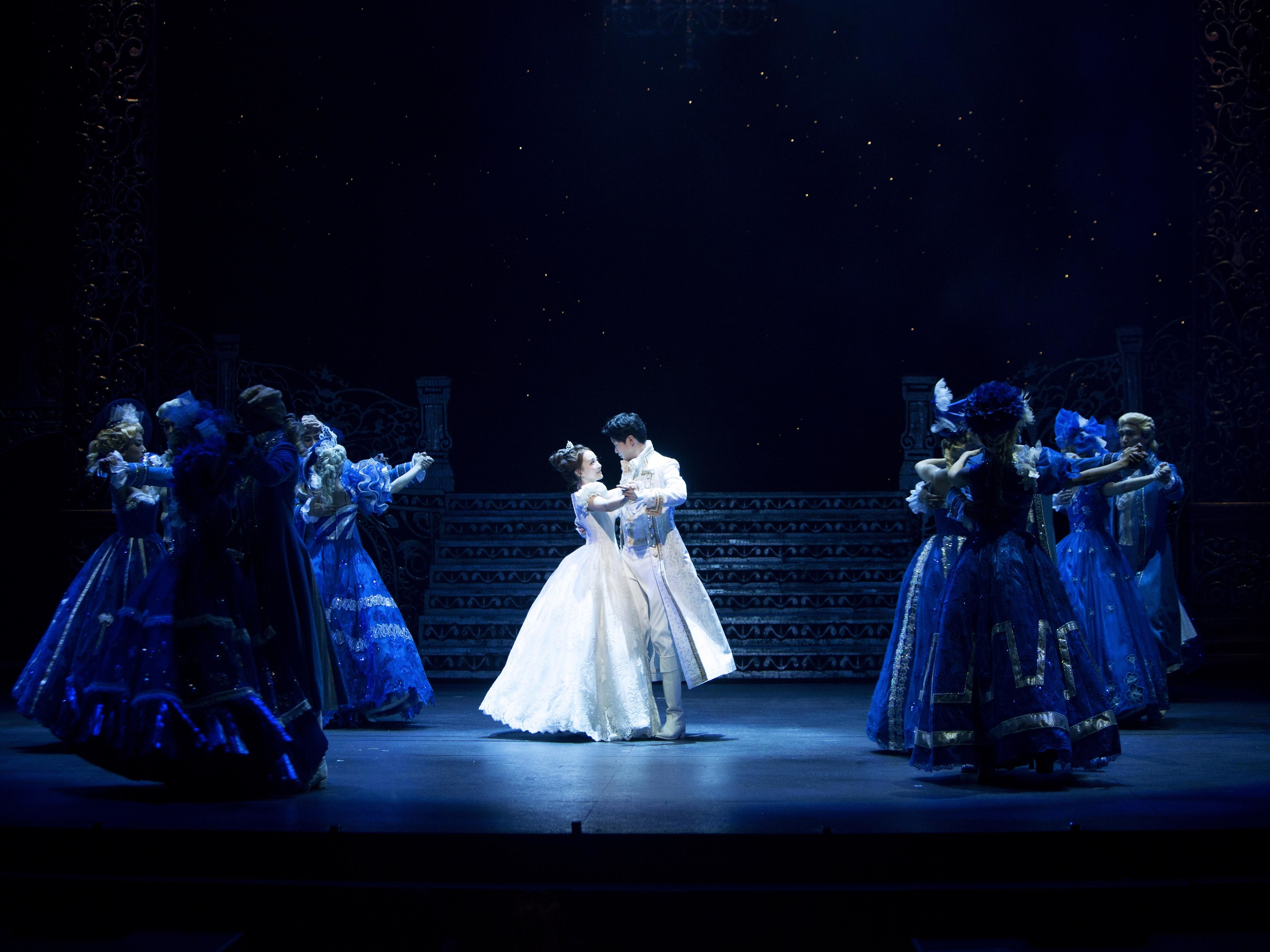 Cinderella, the musical