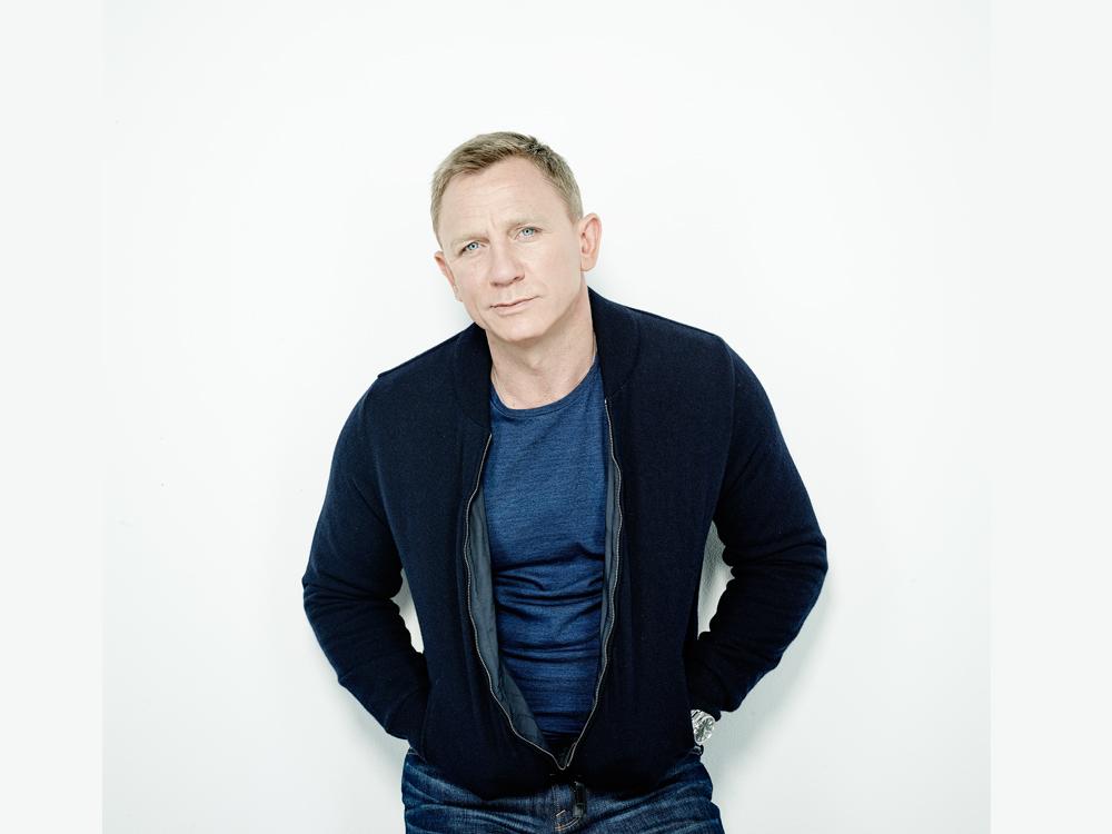 다니엘 크레이그 007 제임스 본드