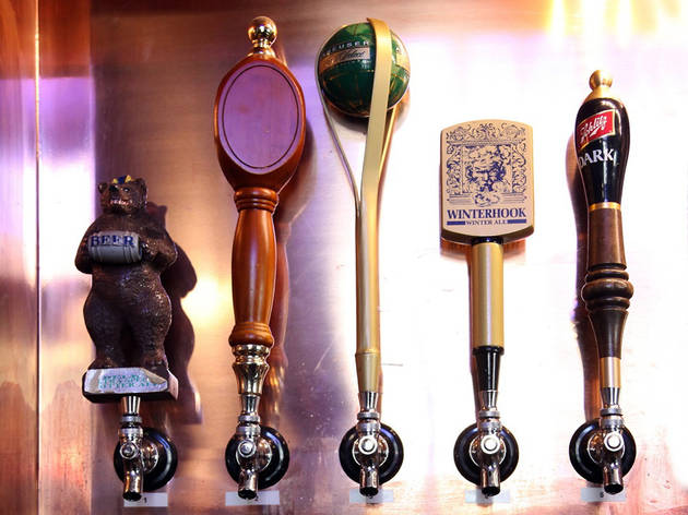 best craft beer bars in London, euston tap