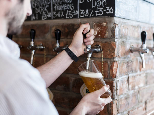 best craft beer bars in london, holborn whippet