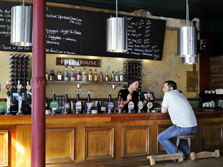 best craft beer bars in london, the jolly butchers