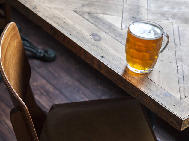best craft beer bars in london, the prince