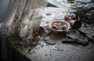 (Sergei Ilnitsky, Russia, European Pressphoto Agency)