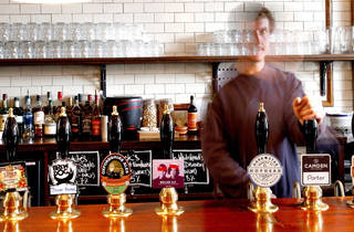 best craft beer bars in London, Southampton Arms