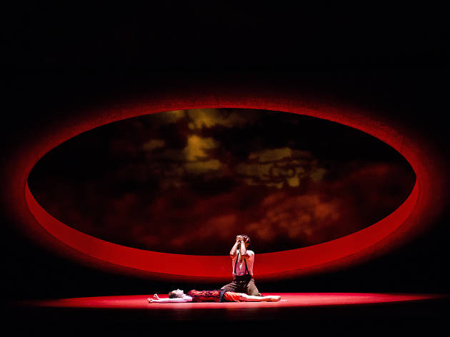 Viscera / Afternoon of a Faun / Tchaikovsky pas de deux / Carmen