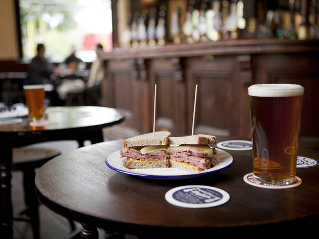 best craft beer bars in london, wenlock arms