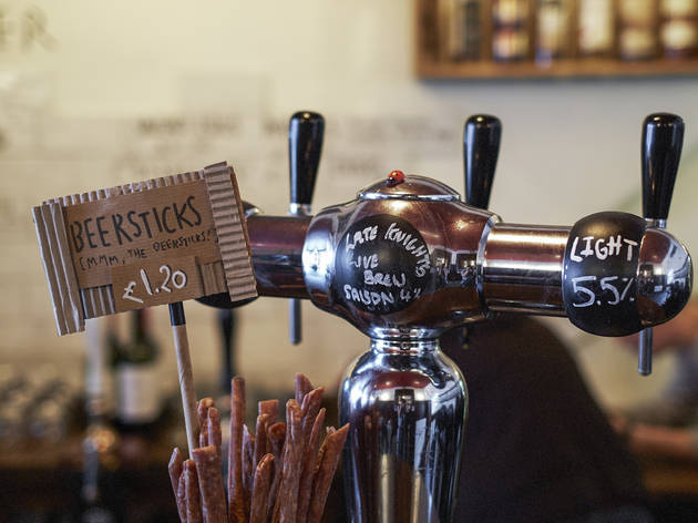 Best craft beer bars in london, the london beer dispensary