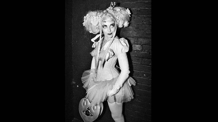 Derek Ridgers photography: Debbie, Torture Garden 2010