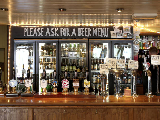 best craft beer bars in london, cask