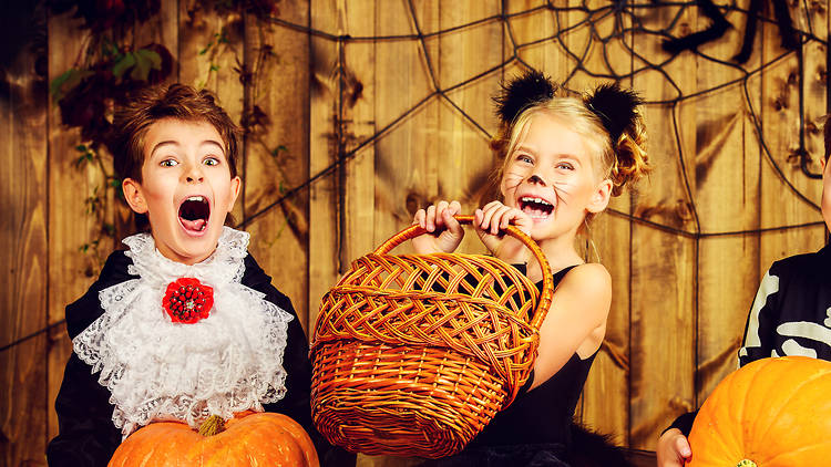 California the best place in the U.S. for trick-or-treating