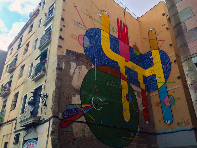 raval street art