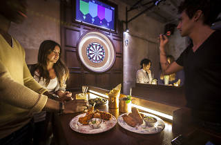 Bullseye! A darts venue called Flight Club is coming to Shoreditch