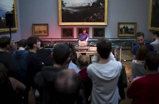 Late at Tate Britain: The Body