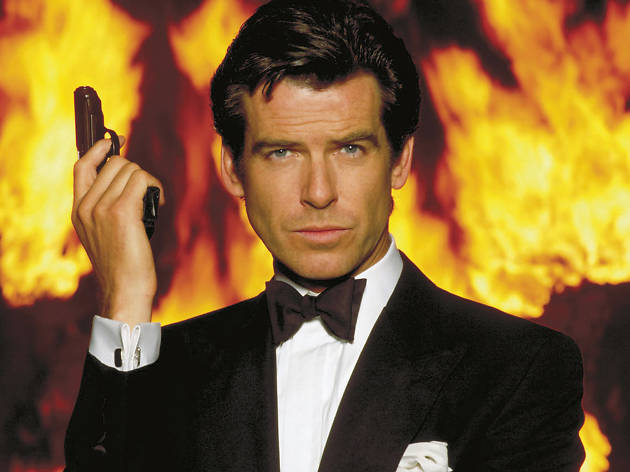 Pierce Brosnan, James Bond