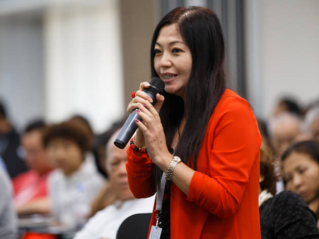 Singapore Writers Festival