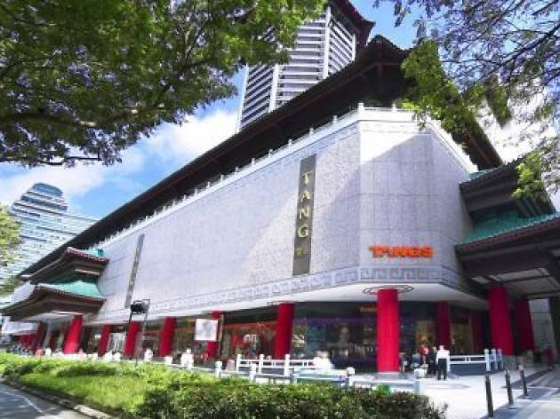 Shop For Good at Tangs