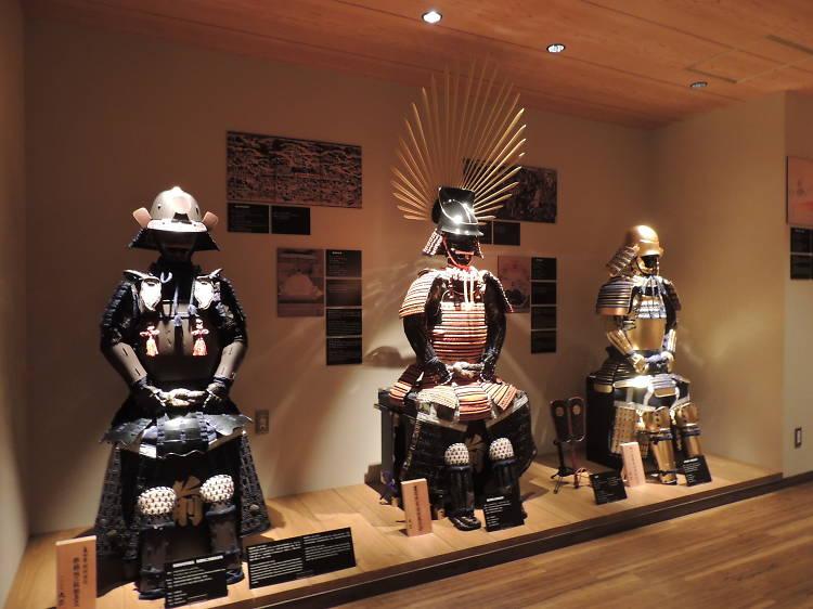 Relive Japan's medieval past at Samurai Museum