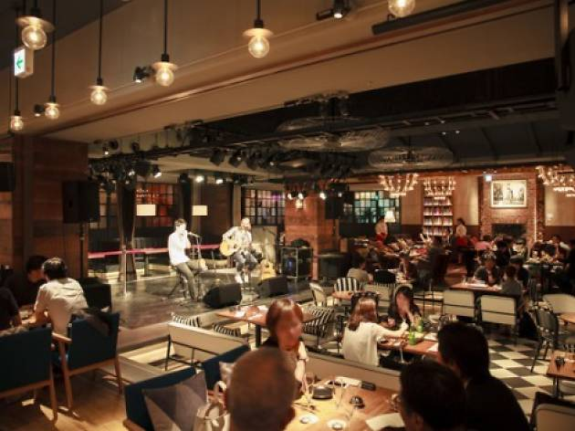 the living room cafe live venues time out tokyo 12153