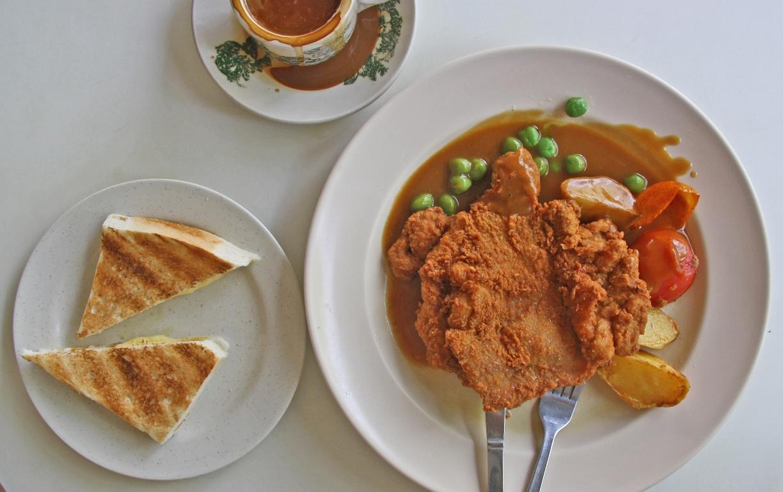 Food trails around Malaysia