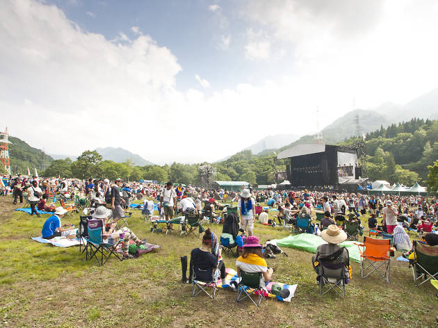 We've got the best music fests in Asia