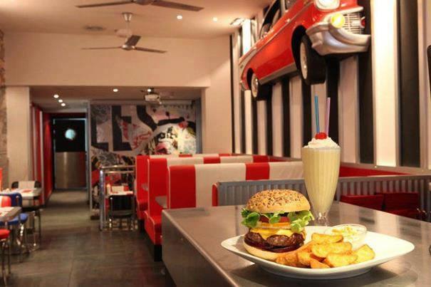 Big J's Burger