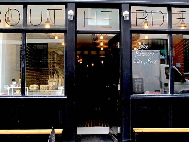 Southerden cafe Bermondsey 2015