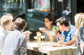 Clerkenwell and Social bar 2015