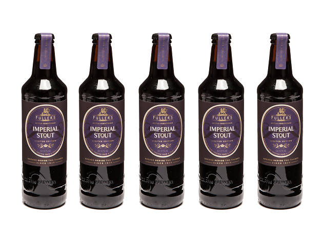 London's best craft beer, fuller's stout
