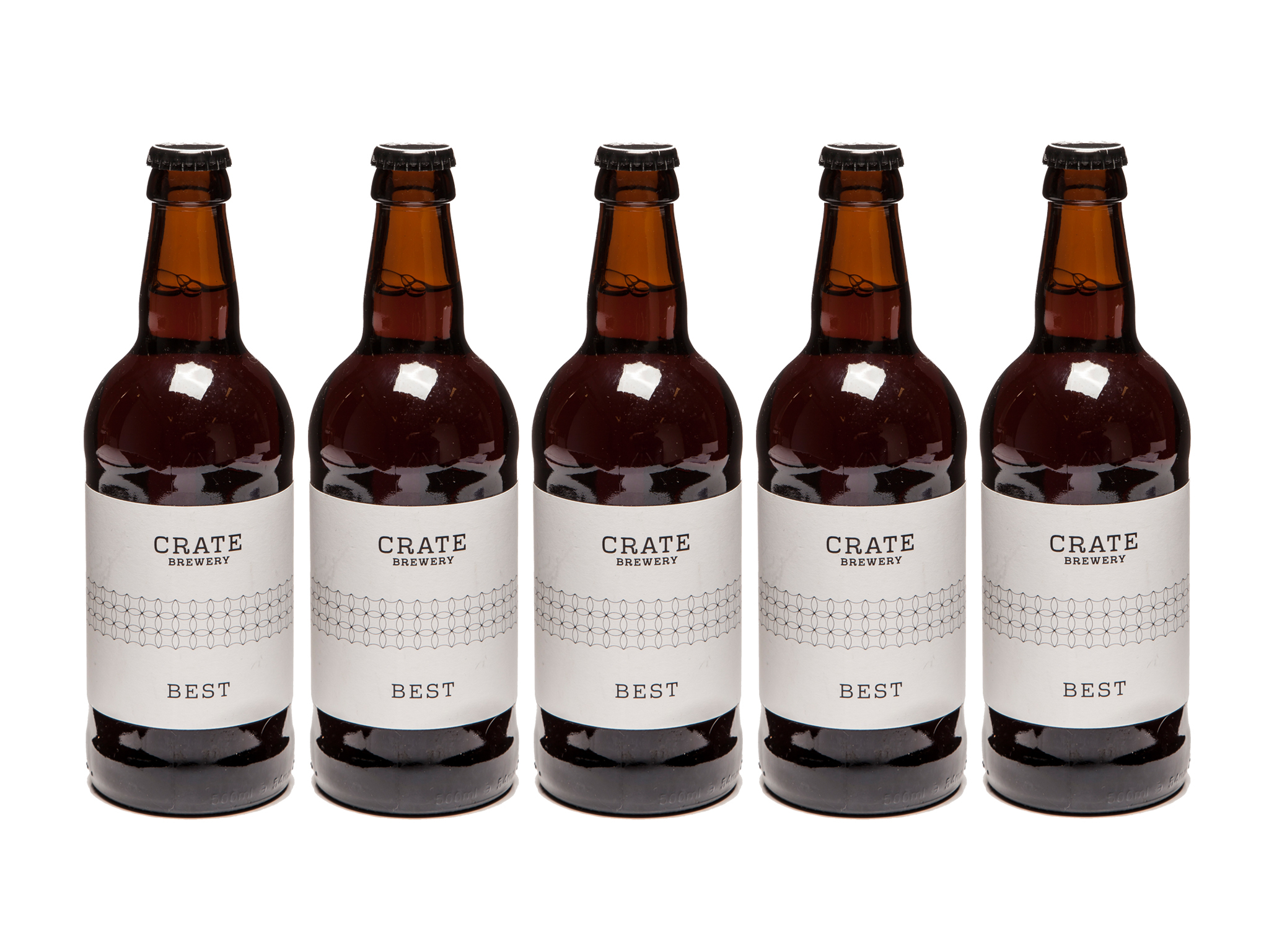 London's best craft beer, Crate Brewery Best