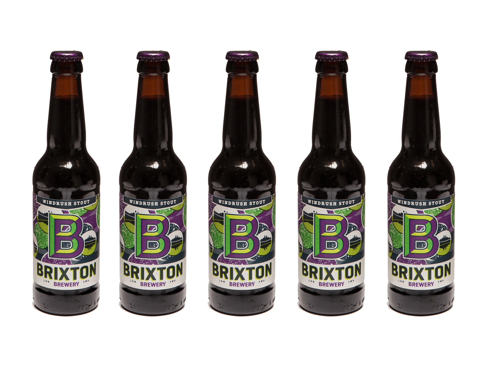 London's best craft beer, brixton brewery