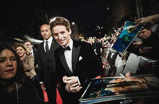 BAFTA 2015: A Year in Pictures