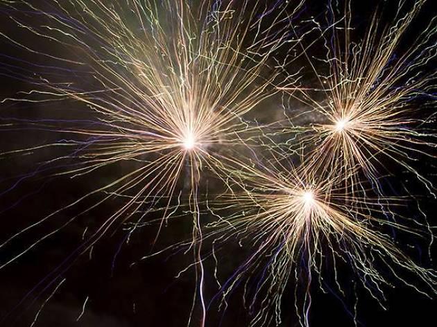Highgate School Fireworks Festival