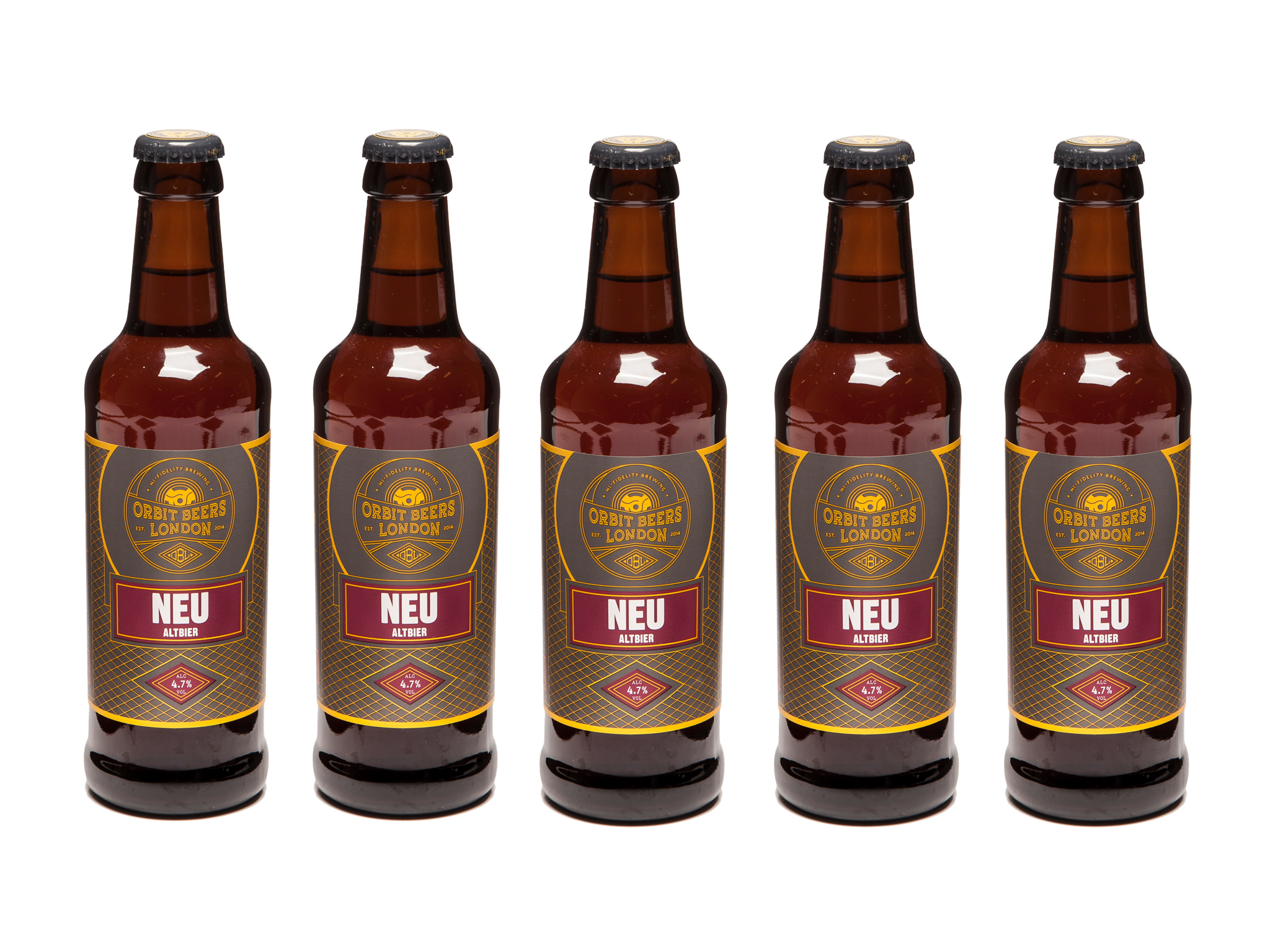 London's best craft beer, Neu