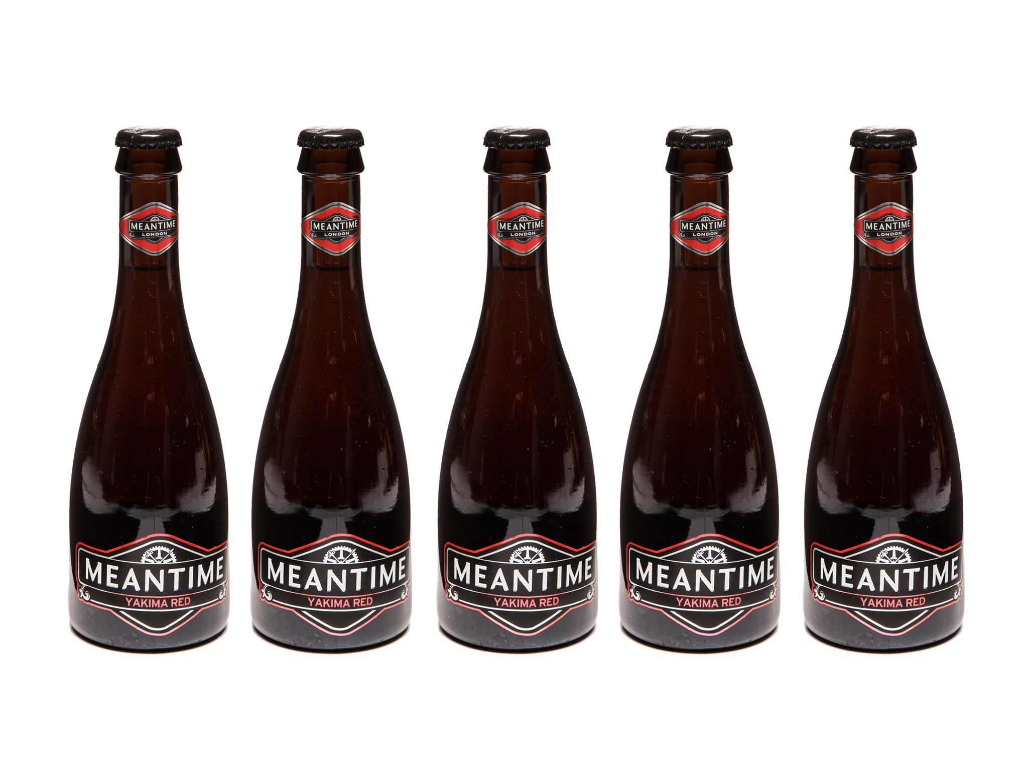 London's best craft beer, meantime yakima red