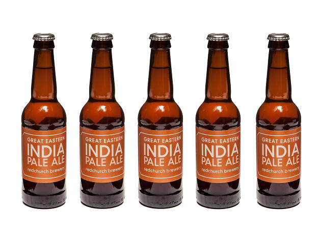 London's best craft beer, Great Eastern Indian Pale Ale