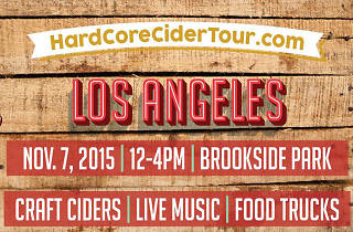 Hard Core Cider Tour