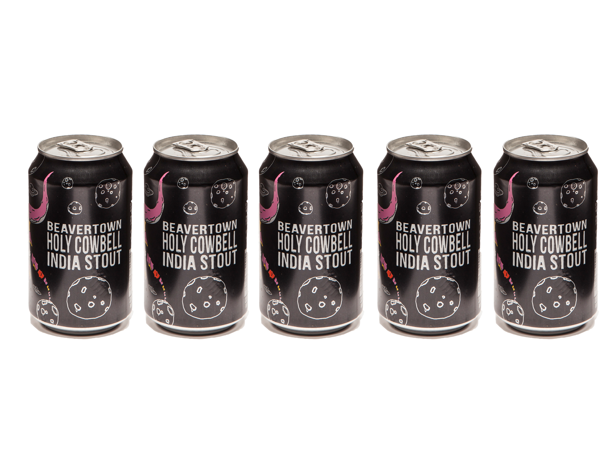 London's best craft beer, beavertown holy cowbell