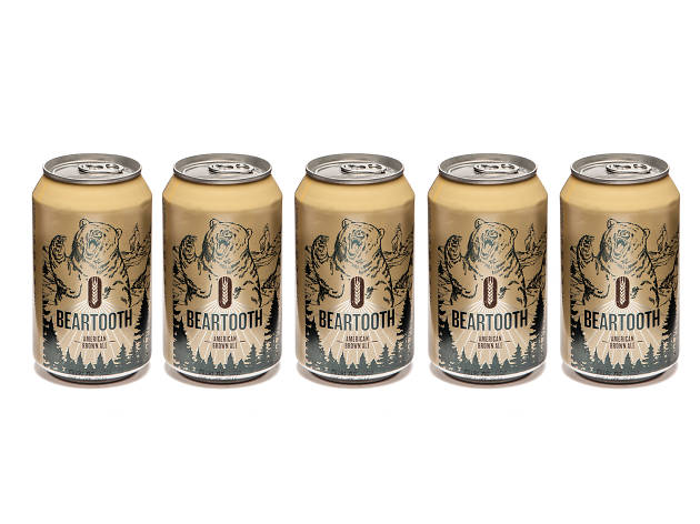 London's best craft beer, beartooth